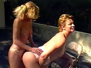 Incredible Outdoor Orgy With Stunning Beotches Like Sharon Forest