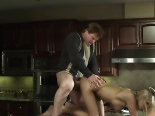 Masculine Is Glad To Find His Dick In Mouth Or Puss Of Petite Teenager
