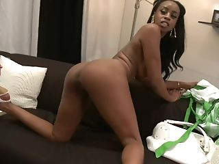 Silicone Black Sandi Jackman Is The Real Master Of Hard Hook-up And A Blow-job