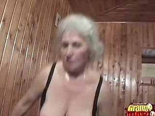 Youthful Prick For A Horny Granny