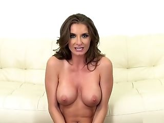 Bodacious And Horny Cougar Silvia Saige Has A Dangled Man Plowing Her Cooch
