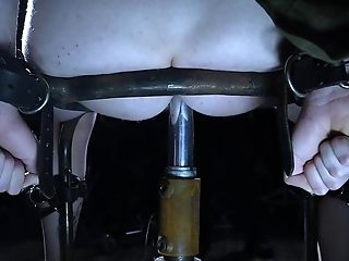 Bondage & Discipline Fixation Tying Session Has Stephie Staar's Labia All Creamy