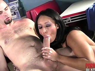 Faustine Lee In Stockings Logged Hard-core Compactly