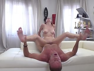 Unexperienced Nubile Gets The Dick She Desired In Live Xxx