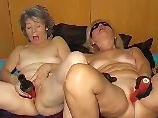 Omapass First-timer Old Granny Porno Solo Joy Vid