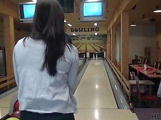 Money Helped Hunter Score Fortunate Strike In Bowling Bar
