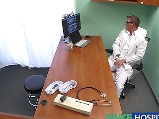 Fakehospital Wonderful Russian Patient Needs Fat Hard Penis To Be Prescribed