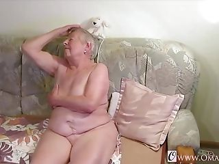 Many Closeup Details Of Granny Bod Captured On Camera And Demonstrated Online