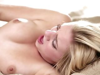 Fine And Servant Blonde Skank Deepthroats Dick And Arches Over
