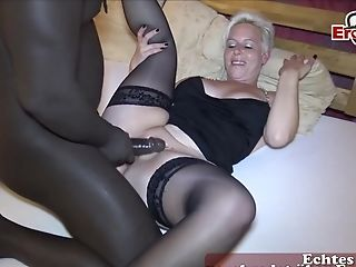 German Big Bra-stuffers Mummy Fuck At Home With Lengthy Man Meat