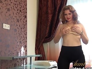 Finest Pornographic Star In Incredible Big Tits, Sandy-haired Bang-out Scene